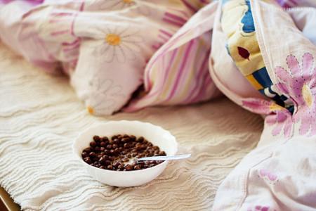 snídaně do postele